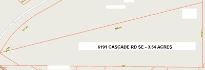 Grand Rapids, East Grand Rapids Residential Lots & Land For Sale: 6191 Cascade Road SE
