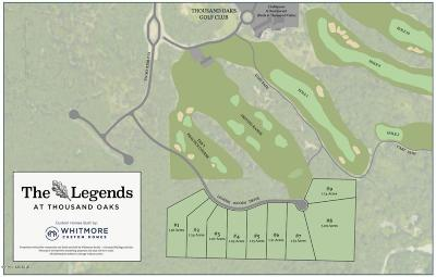 Residential Lots & Land For Sale: 4106 Legend Woods Drive