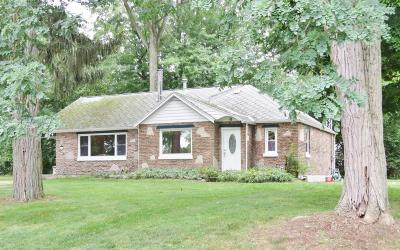 Coloma, Watervliet Single Family Home For Sale: 4972 Shoreview Drive