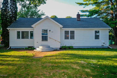Marcellus Single Family Home For Sale: 265 Woodland
