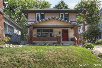 Single Family Home For Sale: 1844 Kalamazoo Avenue SE