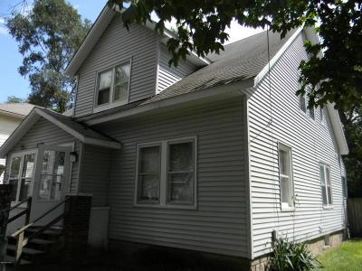 Single Family Home For Sale: 1108 Dickinson Street SE