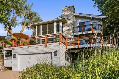 New Buffalo Single Family Home For Sale: 3777 Lake Shore Drive