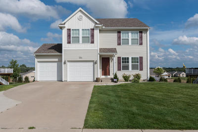 Caledonia Single Family Home For Sale: 6502 Avalon Drive SE