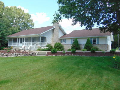 Edwardsburg Single Family Home For Sale: 67397 Dailey Road