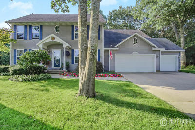 Spring Lake Single Family Home For Sale: 15410 Stoneridge Court