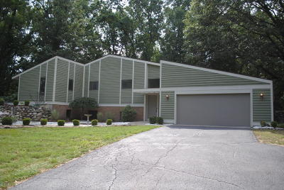 Kalamazoo Single Family Home For Sale: 6742 S 8th Street