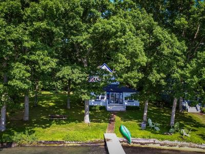 Richland Single Family Home For Sale: 153 Gull Island