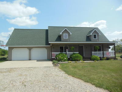 Cass County Single Family Home For Sale: 50447 Wickett Road