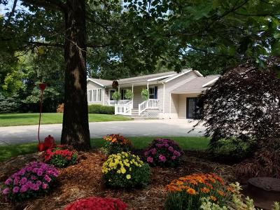 Harbert, Lakeside, New Buffalo, Sawyer, Three Oaks, Union Pier Single Family Home For Sale: 14385 Evergreen