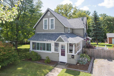 South Haven Single Family Home For Sale: 632 Broadway Street
