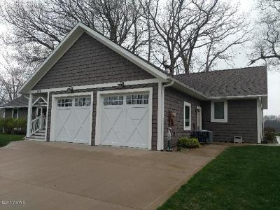 Branch County, Hillsdale County Single Family Home For Sale: 244 Custer Drive