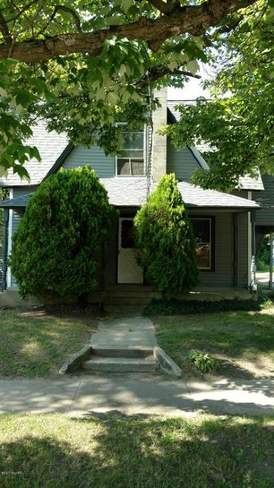 Allegan Multi Family Home For Sale: 233 Grove Street