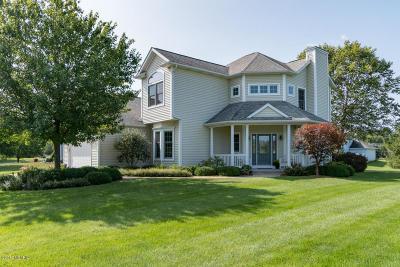 Kalamazoo Single Family Home For Sale: 4664 Fountain Square Drive