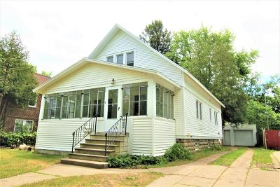 Muskegon Single Family Home For Sale: 1053 W Dale Avenue