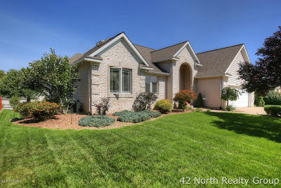 Walker Single Family Home For Sale: 4159 Tallman Creek