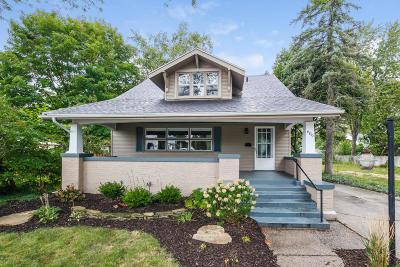 East Grand Rapids Single Family Home For Sale: 609 Lovett Avenue SE