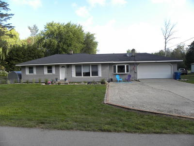 Spring Lake Single Family Home For Sale: 17541 N Shore Road