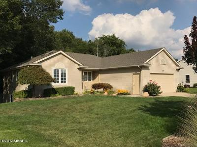 Wyoming Single Family Home For Sale: 1477 Mulligan Drive SW