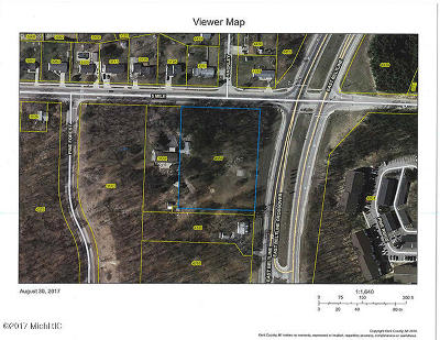 Grand Rapids, East Grand Rapids Residential Lots & Land For Sale: 4357 E Beltline Avenue NE