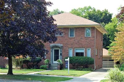Single Family Home For Sale: 1131 Iroquois Drive SE