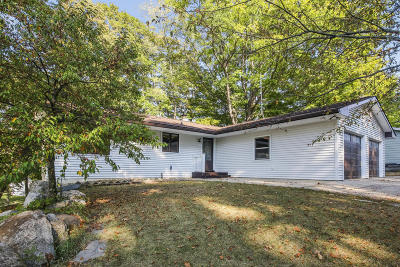 Allegan Single Family Home For Sale: 2079 Forrest #Drive