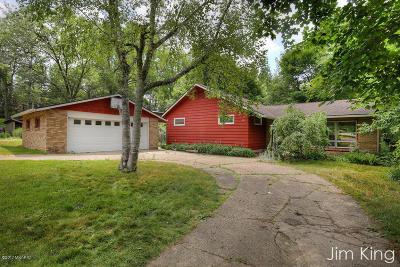 Grand Rapids Rental For Rent: 856 Lamberton Street NE