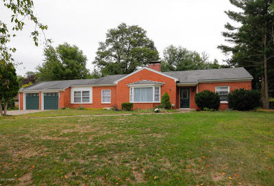 Paw Paw Single Family Home For Sale: 52169 M 40 Highway