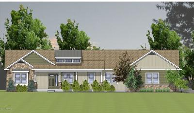 Kalamazoo Single Family Home For Sale: 8741 Western Woods Drive