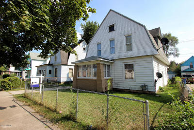 Single Family Home For Sale: 38 Rose Street SW