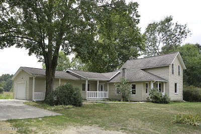 Lawton Single Family Home For Sale: 32435 Cr 669