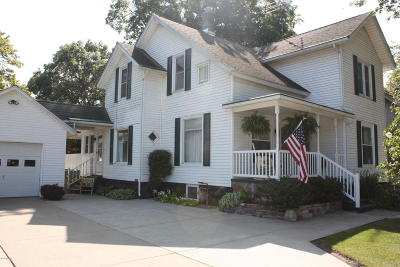 St. Joseph County Single Family Home For Sale: 441 Maple Street