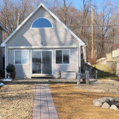 Coloma, Watervliet Single Family Home For Sale: 5303 Paw Paw Lake Rd