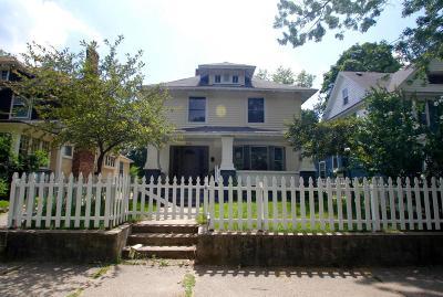 Single Family Home For Sale: 1234 Logan Street SE