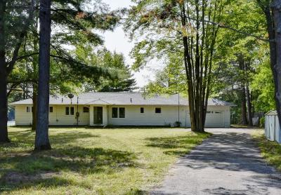 Gladwin County Single Family Home For Sale: 621 Lakeshore Drive