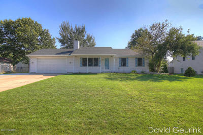 Holland, West Olive Single Family Home For Sale: 13310 Pineoak Drive
