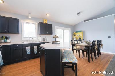 Single Family Home For Sale: 6267 Belmont Farms Drive NE