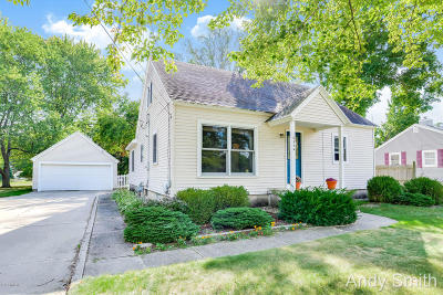 Single Family Home For Sale: 6844 12th Avenue