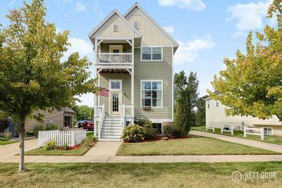 Holland Single Family Home For Sale: 627 Cedar Square Street