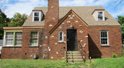 Benton Harbor Single Family Home For Sale: 484 2nd Street