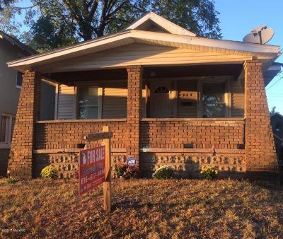 Single Family Home For Sale: 343 Corinne Street SW
