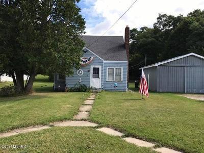 Hillsdale MI Single Family Home For Sale: $37,500