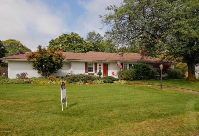 Portage Single Family Home For Sale: 5026 Windyridge Drive