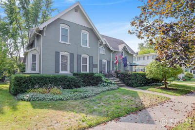South Haven Single Family Home For Sale: 326 Michigan Avenue