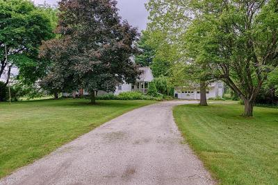 Newaygo County Single Family Home For Sale: 5273 S Warner Avenue