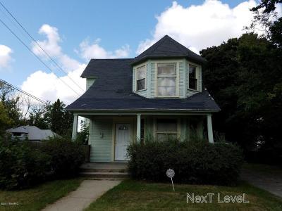 Single Family Home For Sale: 1041 Thomas Street SE