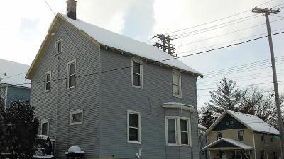 Single Family Home For Sale: 2 Fuller SE