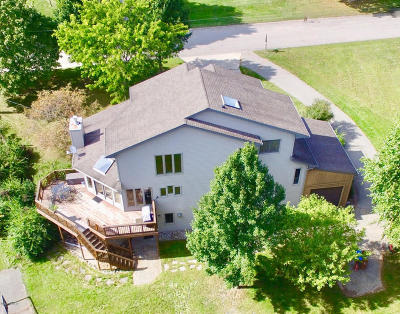 Big Rapids Single Family Home For Sale: 825 Osburn Circle