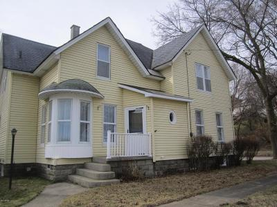 Manistee County Single Family Home For Sale: 1401 Manistee Street