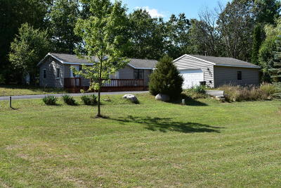 Greenville Single Family Home For Sale: 10350 Stakes
